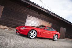 1997 Ferrari 550 Maranello Coupé  - estimate £95,000 - 115,000. Interesting car, imported from Japan 4 months ago. Low mileage - should beat top estimate.