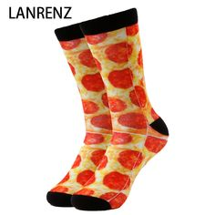 Underwear & Sleepwears 2019 Creative Holiday Printing Men And Women Fashion Funny Socks 3d Printed Socks 200 Knitting Oil Painting Compression Socks Vivid And Great In Style