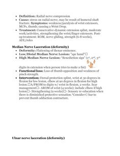 NBCOT UE Hip Review Page 6