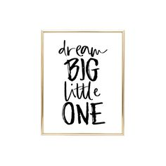 YOU PRINT PRINTABLE Wall Art 16X20 Jpeg Dream Big by DearLilyMae, Nursery Decor, Baby Room Decor, Nursery Inspo, Children's Room Ideas