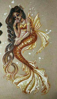Ideas drawing mermaid sirens tattoos for 2019 Ideas drawing mermaid sirens tattoos for can find Mermaid art and more. Mermaid Artwork, Mermaid Drawings, Mermaid Tattoos, Art Drawings, Simple Drawings, Drawing Drawing, Pencil Drawings, Cartoon Drawings, Animal Drawings