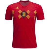 e39ba2391 BELGIUM 2018 WORLD CUP HOME cheapSOCCER JERSEY SHIRT football kit  freeshipping World Football