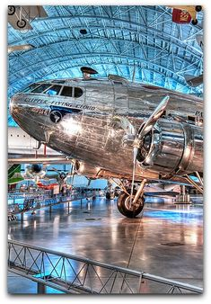 Taken at the Steven F. Udvar-Hazy Center - Smithsonian National Air and Space Museum at Washington Dulles International Airport.