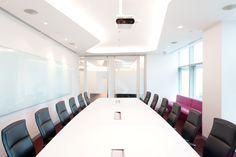 Astra Zeneca's Collaborative Bangkok Head Offices #conferenceroom