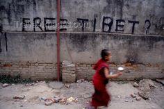 Kathmandu, Nepal graffiti