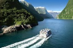 Milford Sound Full-Day Tour from Te Anau to Queenstown - Lonely Planet