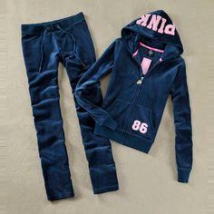 Velvet Sportswear Jacket and Pants
