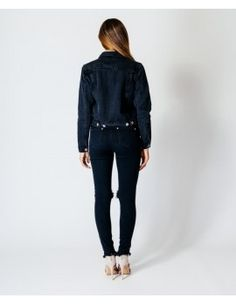 Creation is a Swiss Fashion House manufacturing high quality women garments for its shops and for boutiques with its own labels Jessica B®. Black Jeans, Boutique, Denim, Pants, Jackets, Shopping, Women, Fashion, Trouser Pants