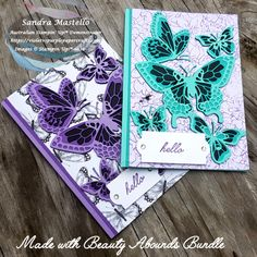 'm sooo happy that the Crazy Crafters are hopping and CASEing (Copy And Selective Edit) the AMAZING Amy Koenders! Leaf Template, Owl Templates, Crown Template, Applique Templates, Flower Template, Applique Patterns, Paper Butterflies, Butterfly Cards, Felt Patterns