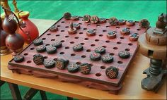 Chinese board Games: The history of xiangqi