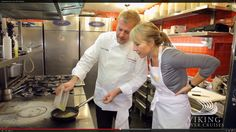 Cooking with Karine: Duck with Chef Marek