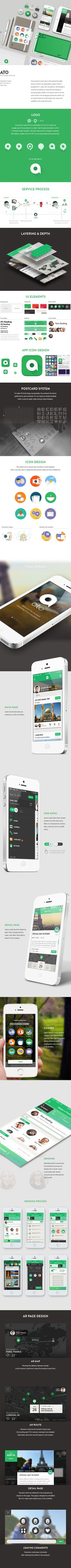 ato on App Design Served Web Design, App Ui Design, Identity Design, Logo Design, Visual Identity, Brand Identity, Creative Design, Graphic Design, Gui Interface