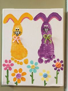 75 Fun and Affordable DIY Easter Crafts for Kids Preschool Children . - 75 fun and inexpensive DIY Easter crafts for kids preschoolers and toddlers - Daycare Crafts, Easter Crafts For Kids, Baby Crafts, Crafts To Do, Preschool Crafts, Arts And Crafts, Crafts With Toddlers, Spring Toddler Crafts, Preschool Themes By Month