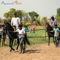 Have you ever experienced one such holiday where you had all your fantasies fulfilled in the resort itself where you book your stay ? If not then visit our website and make your booking confirmation soon with Araavali Trails. Family Resorts, Best Resorts, Adventure Resort, Horse Riding, Safari, Trail, Picnic, Eco Friendly, Camping