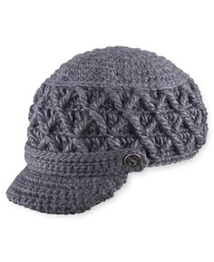 Gillian Pistil crochet hat, maybe I need to learn to crochet