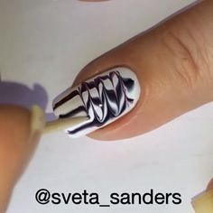 By :  @sveta_sanders follow her for amazing videos tutorial  and follow my other account @Nailsarttut for videos tutorials nails art  @Nailsarttut @Nailsarttut @Nailsarttut