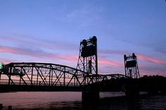 """This is the old """"lift bridge"""" in Stillwater MN.  It's about a mile from where I live.  Stillwater is very politicaly correct.. but OTHER than that,... it is a good place to live, a great place to raise a family and close to the twin cities!"""
