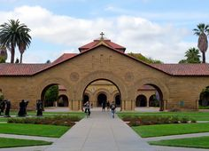 Stanford University's New Logo | StockLogos.com Stanford University, College Campus, When I Grow Up, Logo Maker, Creative Inspiration, San Francisco, California, Recital, Mansions