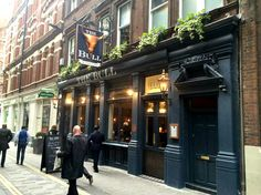 London Hotel Review from the City of London for The Bull and the Hide.
