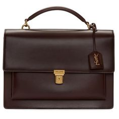 BAG OF THE MONTH: SAINT LAURENT LUXURY SATCHEL