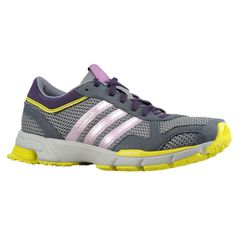 Cool Womens Sneakers, Marathon, Lab, Adidas Sneakers, Metallic, Tech, Purple, Grey, Shoes