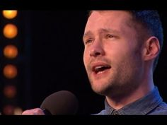 Amazing voice, a star for sure... Calum Scott sings Dancing On My Own | Audition Week 1 | Britain's Got Ta...
