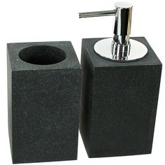black crackle bathroom accessories. Bathroom Accessory Set  Gedy OL500 14 2 Piece Black BathAccessories Creative Bath Crackle Brown Ceramic