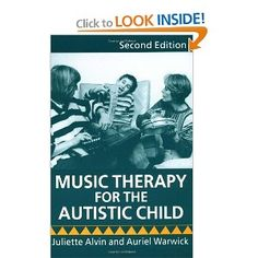 This new edition retains all the text of the first and adds three new chapters, reflecting the depth of research music therapy has received over the last ten years and its important position within the whole therapy of autistic children. Written by Auriel Warwick these chapters describe how parents can be involved with their autistic children in the therapeutic process, and illustrates the problems and rewards found in the musical and personal relationships which evolve.