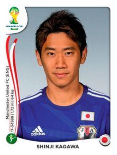 Japón - Shinji Kagawa