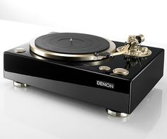 Denon DP-A100 Turntable #denon. #recordplayer #turntable http://www.pinterest.com/TheHitman14/the-record-player-%2B/