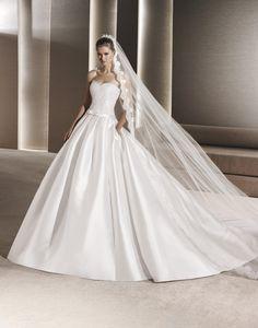 La Sposa 2016 Bridal Collection Beautiful Wedding Dress