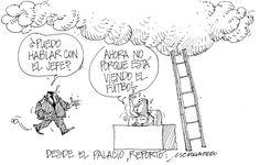 Un reporte Desde el Palacio...