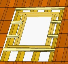 Installer une fenêtre de toit (Vélux)