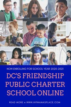 Friendship Public Charter School Online- a tuition-free public education for grades K-8 students in the District of Columbia, is now open for enrollment! #ad #education #WashingtonDC #FPCSO #DCCharterSchool #k12 #onlineeducation #onlinelearning #onlineclass #onlineschool #learningisfun #charterschool #charterschoolonline via @hipmamasplace At Home Science Experiments, Science Fair, Fun Activities For Kids, Educational Activities, Public School, Back To School, Online Friendship, School Readiness, Online Programs