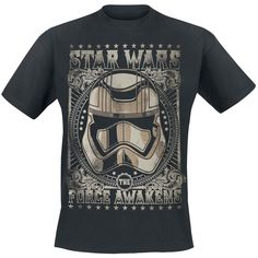 Episode 7 - The Force Awakens - Tonal Trooper - T-Shirt by Star Wars