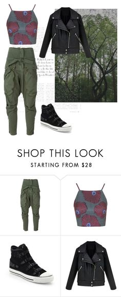 """style #8"" by stella-de-luna-fashion ❤ liked on Polyvore featuring Faith Connexion, Topshop and Ash"