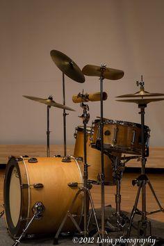 Drum set by Tomoaki Kabe, via 500px