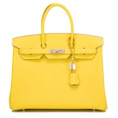 hermes very rare hac birkin 36cm gold swift leather toile with palladium hardware - on sale limited time