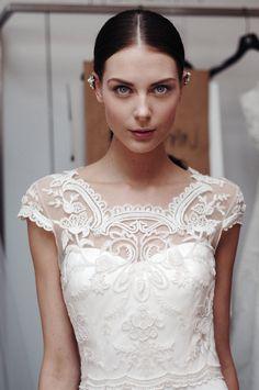 first looks, oscar de la renta bridal 2015 | photo by miguel yatco | www.miguelyat.co