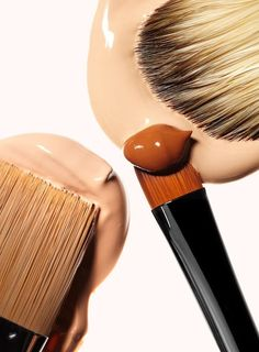 From Fenty Beauty's matte liquid foundation with 40 shades to Maybelline's affordable and effective drugstore foundation, these are the very best full-coverage foundation products to shop right now. Best Full Coverage Foundation, Foundation Tips, Liquid Foundation, Drugstore Foundation, Eye Makeup Tips, Beauty Makeup, Beauty Dupes, Elf Makeup, Beauty Art