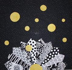 EZ Dresdens... tutorial  Dresden Quilting Challenge -- the Salt Lake Modern Quilt Guild