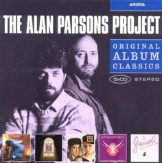 The Alan Parsons Project Original Album Classics