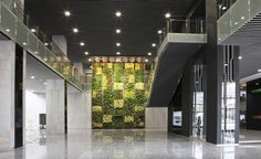 Built by J. J. Pan & Partners in Guishan District, Taiwan with date 2013. Images by Vesper W.S. Hsieh. The Advantech Campus in Linkou consists of four buildings constructed respectively in three phases; Phase I: Office B...