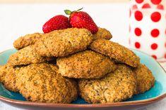 Chia Seed Cookies