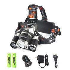 Mifine Waterproof LED Headlamp Headlight * Continue to the product at the image link. (This is an affiliate link) #LightsandLanterns