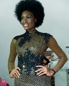 A Peek Inside Miss Universe Jamaica 2017 Wardrobe