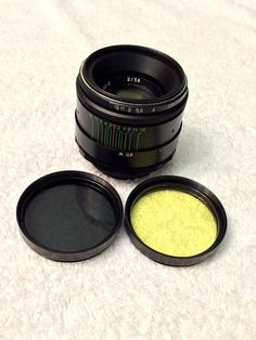 The #camera #lens #glass #lens #Nikon #Zenit #Helios #cues #photo #quality #Video #Camera #Focusing #extract #filtergood #lens #HELIOS 44-2 M42 58mm F/2.0 + #color #filter  #Soviet USSR Lens 84131003 #Helios