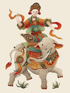 Trưng Trắc - the woman who  rebelled against The Southward expansion of Han dynasty .