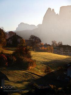 #travel Herbst In Südtirol