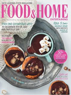 Food & Home Entertaining. July 2015